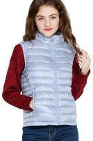 CHERRY CHICK 2016 Women's Packable Puffer Down Vest