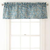 JCP HOME JCPenney Home Belcourt Rod-Pocket Valance