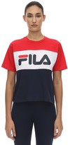 Fila Urban Logo Cotton Jersey T-shirt