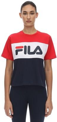Fila Urban Logo Cotton Jersey T-shirt