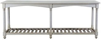 """Rosecliff Heights Tamara 93"""" Solid Wood Console Table"""