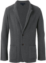 Lardini classic blazer - men - Cotton/Polyamide - L