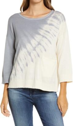 Wit & Wisdom Tie Dye Sweater
