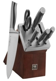 Zwilling J.A. Henckels J.a. Graphite 7-Pc. Self-Sharpening Cutlery Set