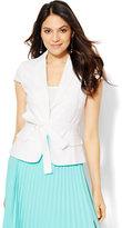 New York & Co. 7th Avenue Design Studio - Short-Sleeve Jacket