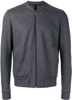 Harris Wharf London - zipped lightweight jacket - men - Wool - 46