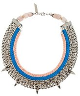 Lizzie Fortunato Embellished Cocollar Necklace