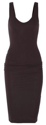 James Perse Knee-length dress