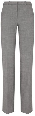 Theory Flare-Leg Trousers