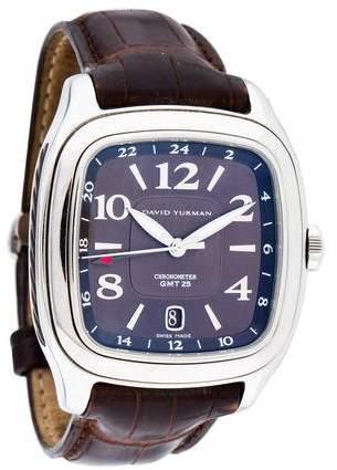 David Yurman GMT 25 Watch