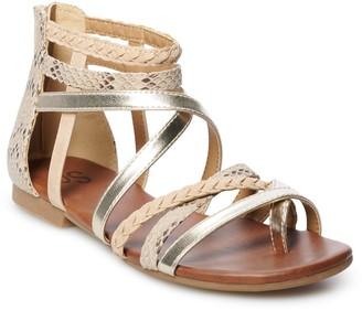 So Electrifying Women's Gladiator Sandals
