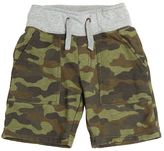 American Outfitters Camouflage Print Cotton Sweat Shorts