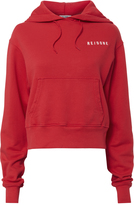 RE/DONE Classic Cropped Hoodie