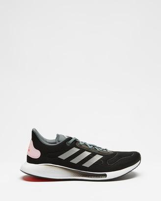 adidas Women's Black Running - Galaxar Run - Women's - Size 6 at The Iconic