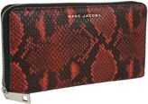 Marc Jacobs Snake Continental Wallet
