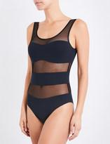Implicite Le body mesh body