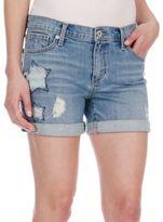 Lucky Brand Distressed Denim Shorts