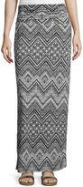 Alyx Printed Maxi Skirt