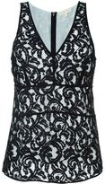 MICHAEL Michael Kors layered lace tank top