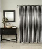 JCPenney Classic Check Shower Curtain