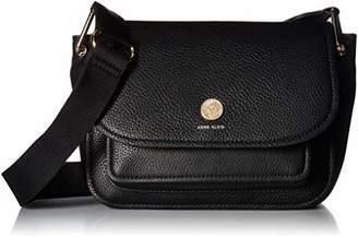 Anne Klein a Hinge Soft Flap Shoulder Bag