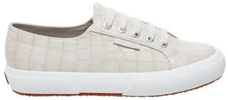 Superga 2750 Croc-Embossed Sneakers