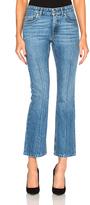 Alexander McQueen Crop Flare Jean