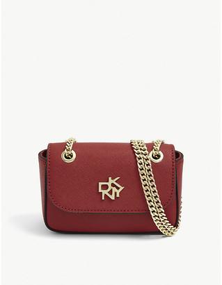 DKNY Mini chain-strap cross-body bag