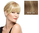 Hairdo. by Jessica Simpson & Ken Paves Modern Fringe Clip-In Bang (R14-25 Honey Ginger)