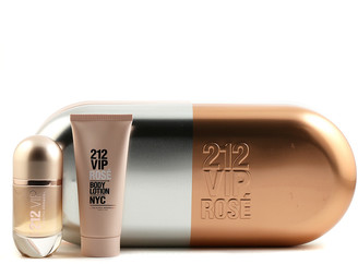 Carolina Herrera Women's Vip Rose By Carolinaherrera Set