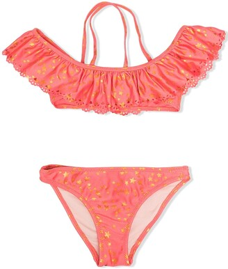 Molo Star Pattern Swimwear Set