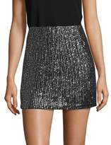 French Connection Desiree Disco Skirt