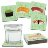 Accoutrements 1 X Sushi Coasters