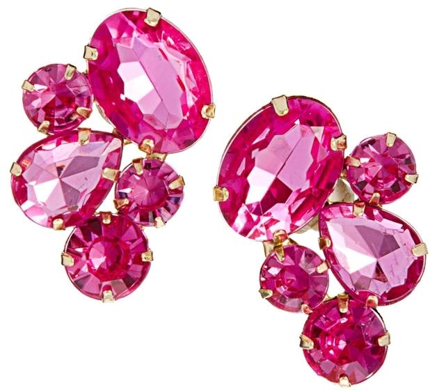 Asos Party Jewel Earrings