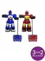 Robo Smasherz Twinpack - RC Controlled Robots