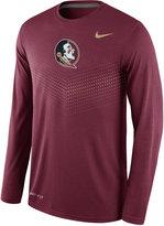 Nike Men's Long-Sleeve Florida State Seminoles Legend Sideline T-Shirt