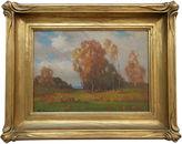 One Kings Lane Vintage Autumn Landscape by Frank Peyraud