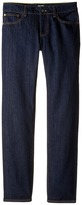 Armani Junior Regular Fit Dark Wash Denim in Denim Indaco Boy's Jeans