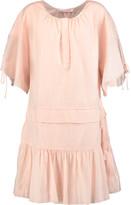See by Chloe Cotton-poplin dress