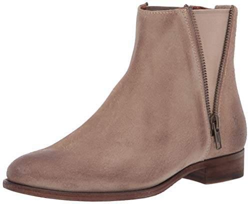 Frye Women's Carly Zip Chelsea Ankle Boot 8 M US