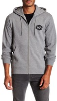 RVCA Detour Front Zip Hooded Jacket