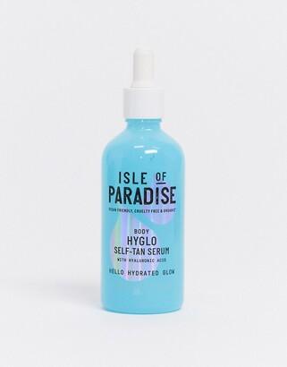 Isle of Paradise HYGLO Hyaluronic Self-Tan Serum Body