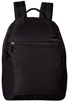 Hedgren Vogue Large RFID Backpack (Black) Backpack Bags