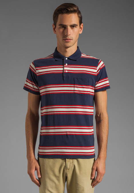 Gant Awning Stripe Polo