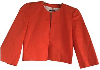 BOSS Orange Cotton Jacket for Women