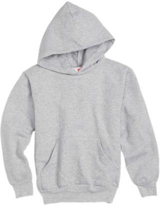 Hanes Boys EcoSmart Fleece Pullover Hoodie Sweatshirt, Sizes 4-18