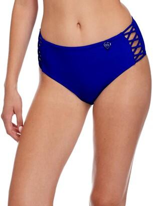 Body Glove Women's Retro High Rise Bikini Bottom Swimsuit