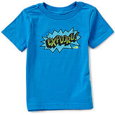 The North Face Little Boys 2T-4T Graphic Short-Sleeve Tee