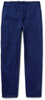 orSlow Cotton-Twill Trousers