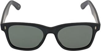 L.G.R Jambo Squared Matte Acetate Sunglasses